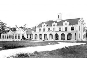 City Hospital in 1918