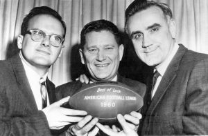 AFL Founded in 1960
