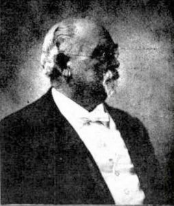 Portrait of Charles M. Brown Sr.