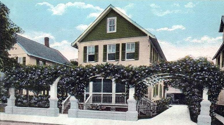 Villa Augusta Postcard