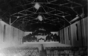 Christmas Eve Service in 1939