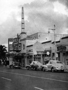 Tower Theater in 1943