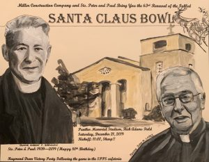 Santa Claus Bowl in 2019