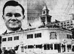 Mayflower Restaurant on January 29, 1941