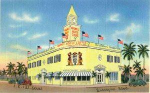 Postcard of Mayflower Restaurant