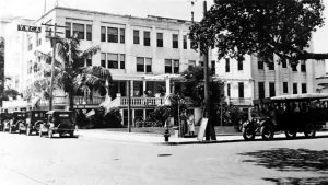 YWCA on January 22, 1928