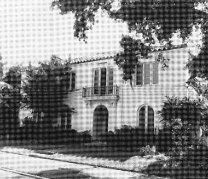 Residence Designed by Architect Marion Manley