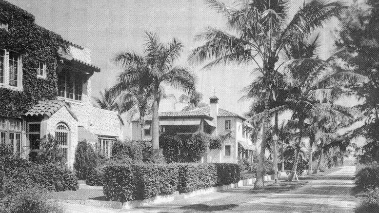 Street in Morningside Neighborhood