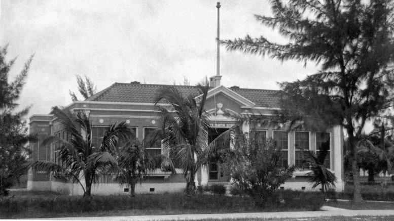 Eunice Martin School on Lincoln Road
