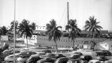 Prins Valdemar Aquarium in 1940s