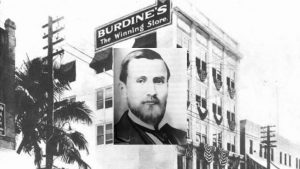 Remembering Miami Pioneer William Burdine
