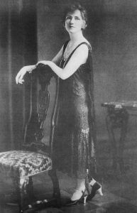 Portrait of Katherine Highleyman