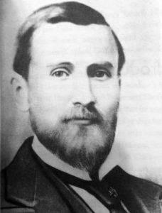 Portrait of William Burdine
