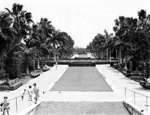 Bandshell in Bayfront Park in 1934