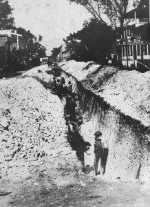 Avenue D in 1896