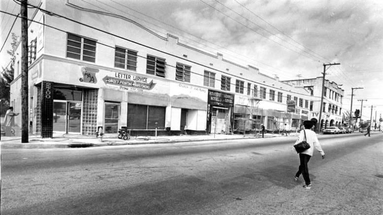 "Wynwood ""Little San Juan"" in 1984"