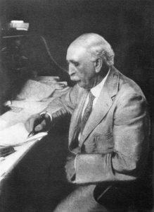 Portrait of Ethan V. Blackman