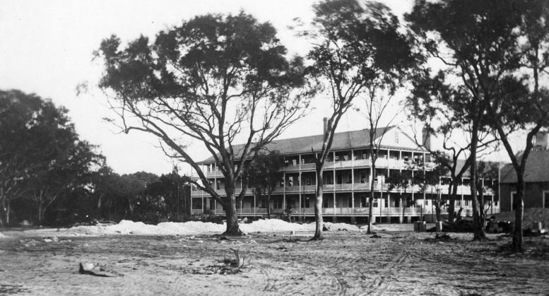 Hotel Miami in 1897