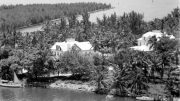 Cottages on Brickell Point on July 8, 1940