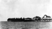 McGraw and Logan Mansions in Point View in 1920