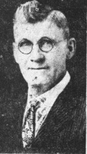 George Callahan on April 25, 1924
