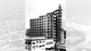 Langford Building in Downtown Miami in 1926