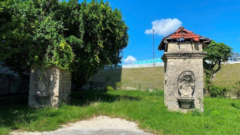 Gate Posts on October 16, 2021