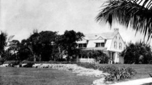 Edna Rickmers Home Prior to First Presbyterian